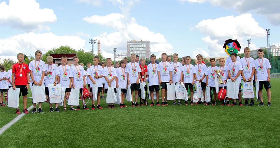 «Локомотив»-2005 бронзовый призер Lukoil Cup