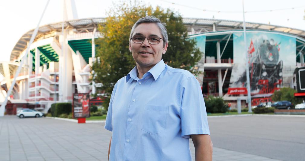 «Локомотив» открывает школу
