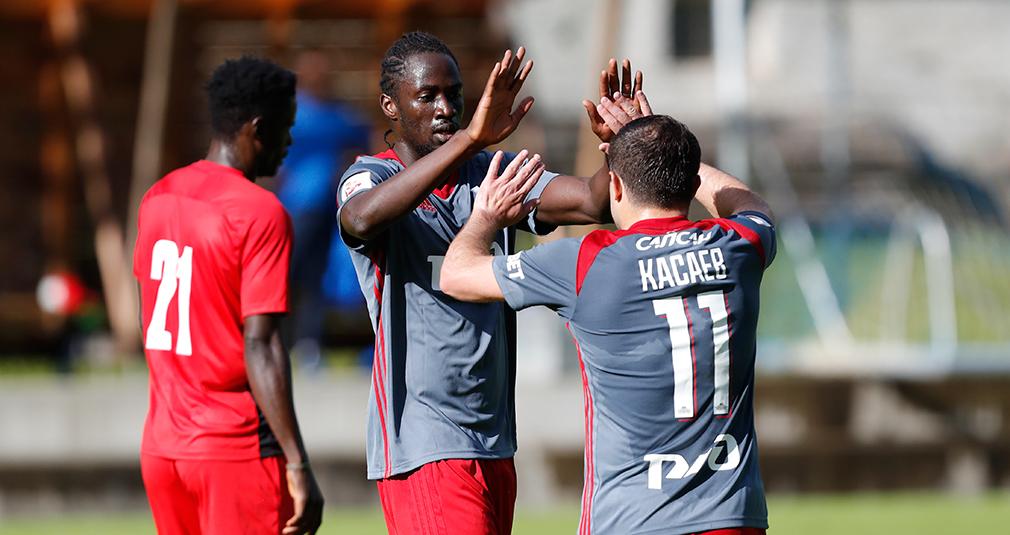 Эдер забил в первом матче за «Локо»