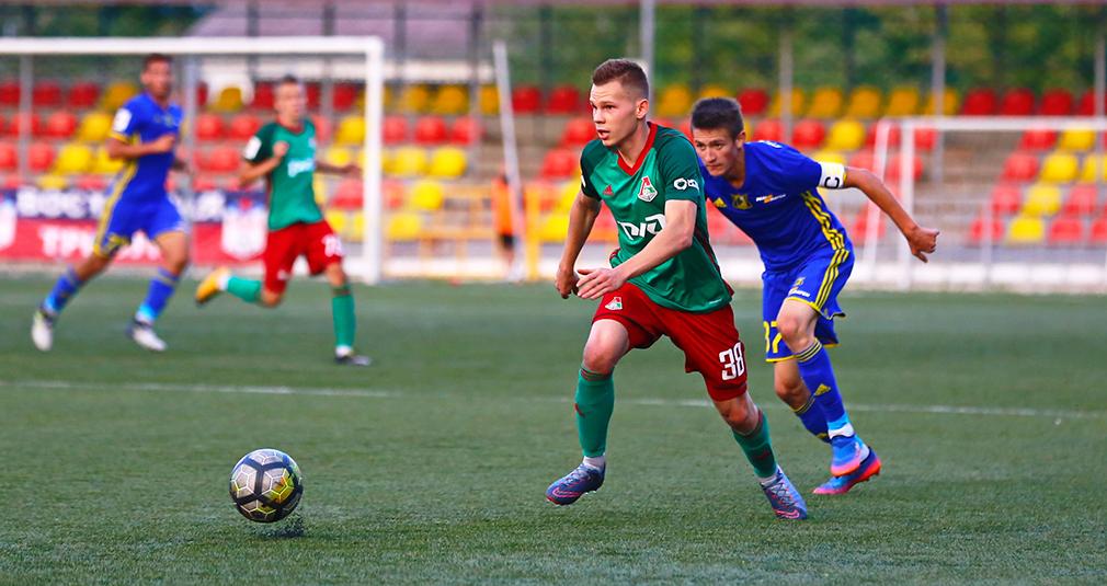 «Молодежка» сыграла вничью с «Ростовом»