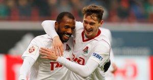 Lokomotiv Thrash Dynamo