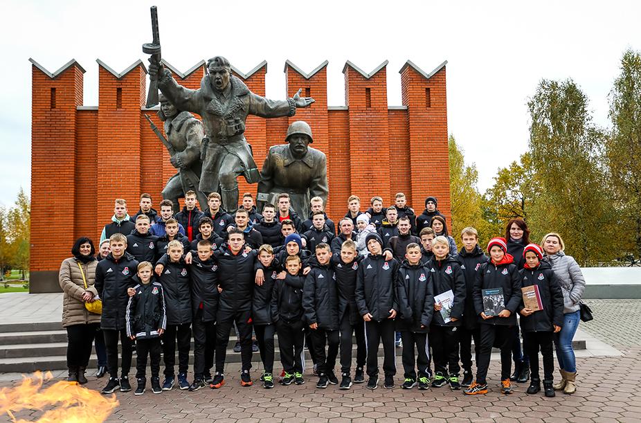 Ученики посетили Ленино-Снегиревский музей