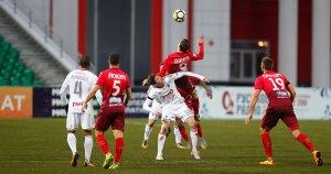 Lokomotiv Lose To Ufa