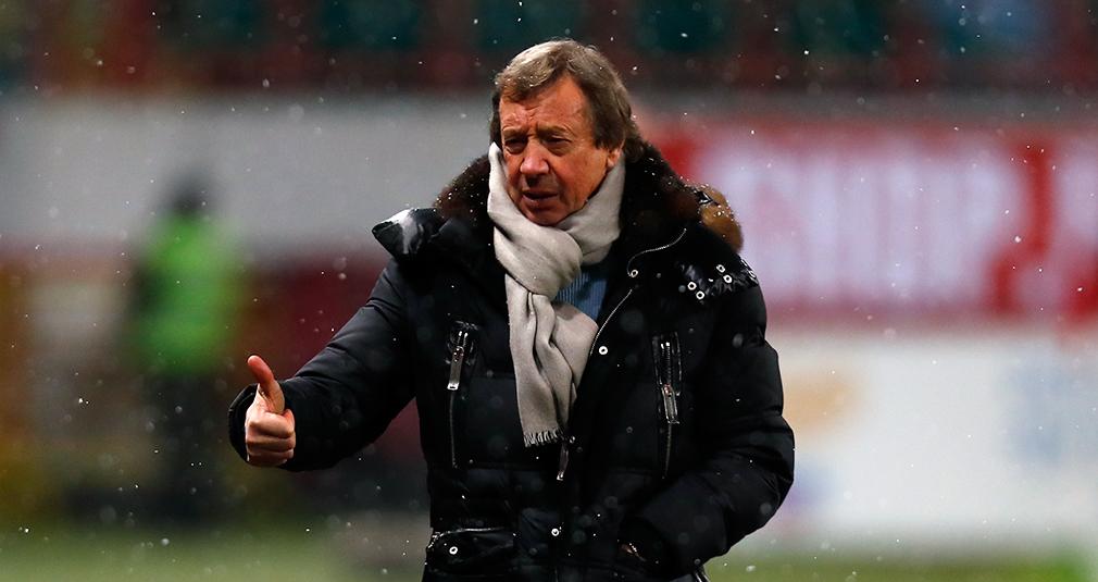 Syomin: The game against Krasnodar has been this season's best so far