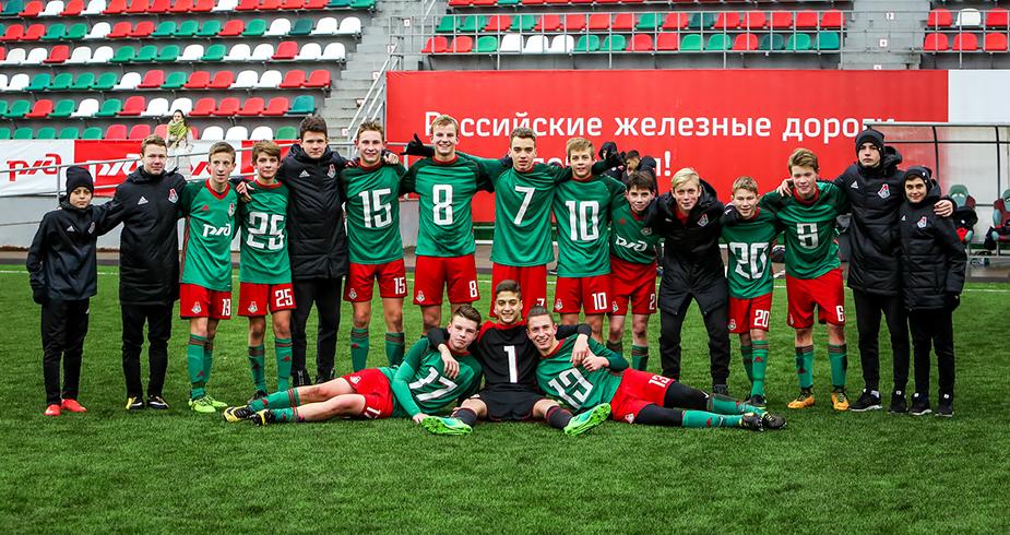 «Локо»-2003 чемпион Летнего Первенства!