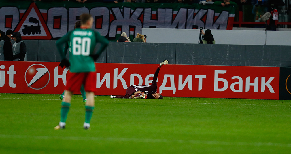 Injury blow for Lokomotiv