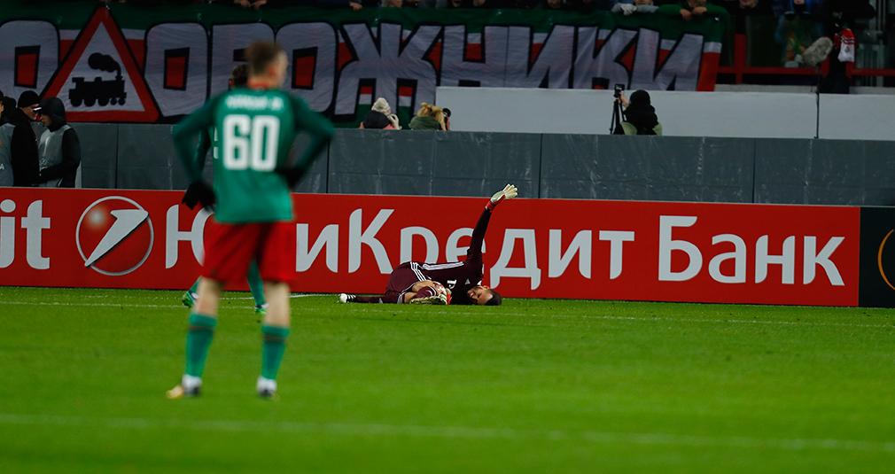 Injury blow for Lokomotiv
