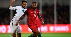 Fernandes Scored For Portugal!