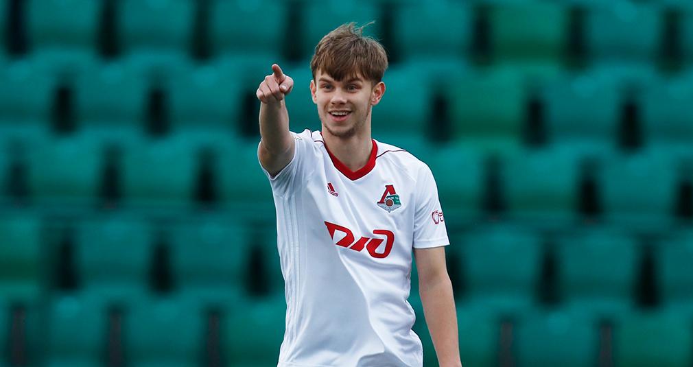 «Локомотив» прервал серию поражений