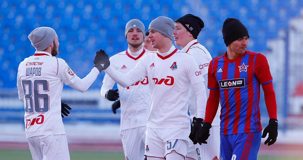 «Молодежка» разгромила СКА в Хабаровске