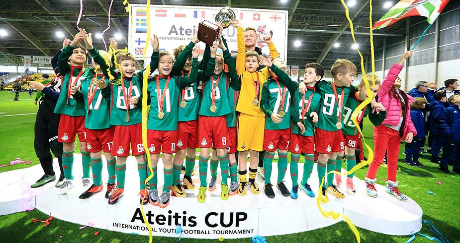 «Локо»-2009 победитель Ateitis Cup!