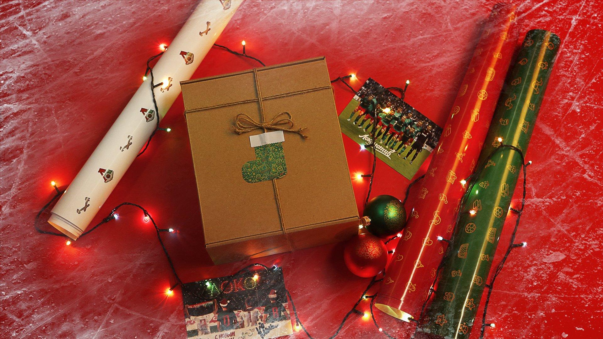 Новогодний гид по подаркам