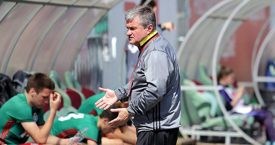 Комментарии тренерского штаба