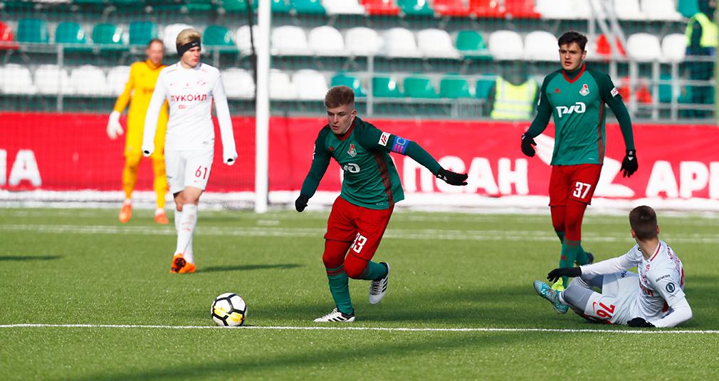 Алексей Миронов: Хочется сыграть с «МЮ» и «Реалом»