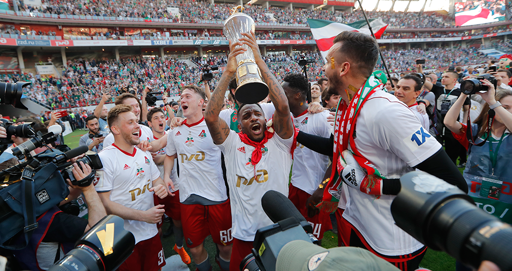 Lokomotiv Win Premier League Title!