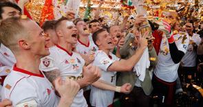 Denisov: Gerkus and Syomin returned me to football