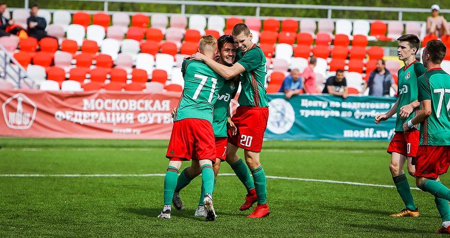 Победа над «Динамо»