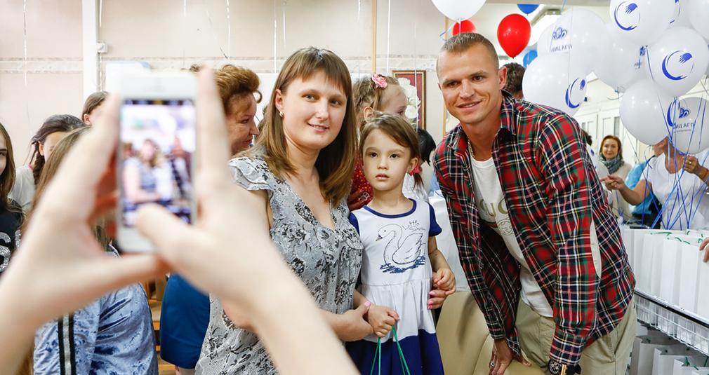 Дмитрий Тарасов в центре акушерства и перинатологии