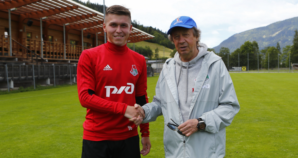 Zhemaletdinov Signs On!