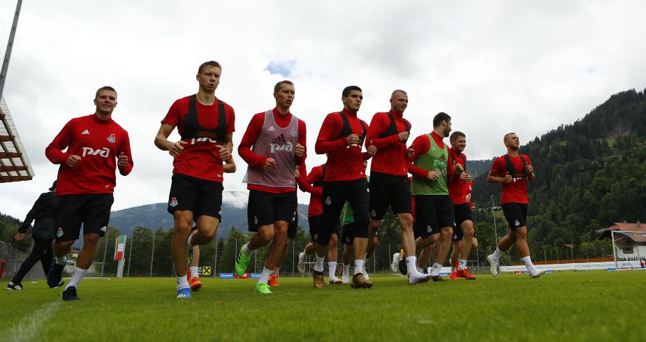 1st Training Camp Friendlies Confirmed