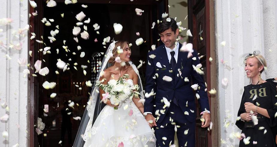 Ведран Чорлука женился