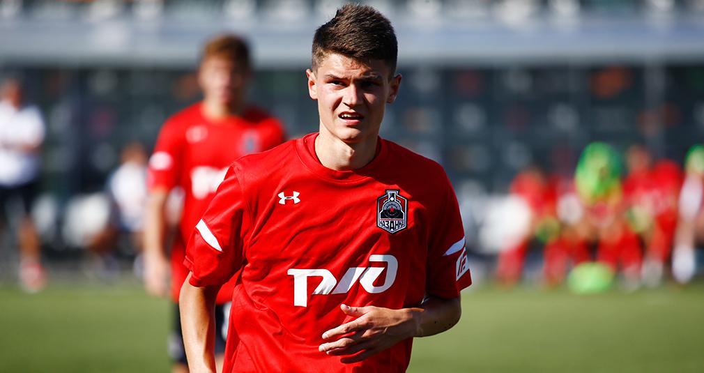 Три футболиста «Казанки» - в юношеской сборной России