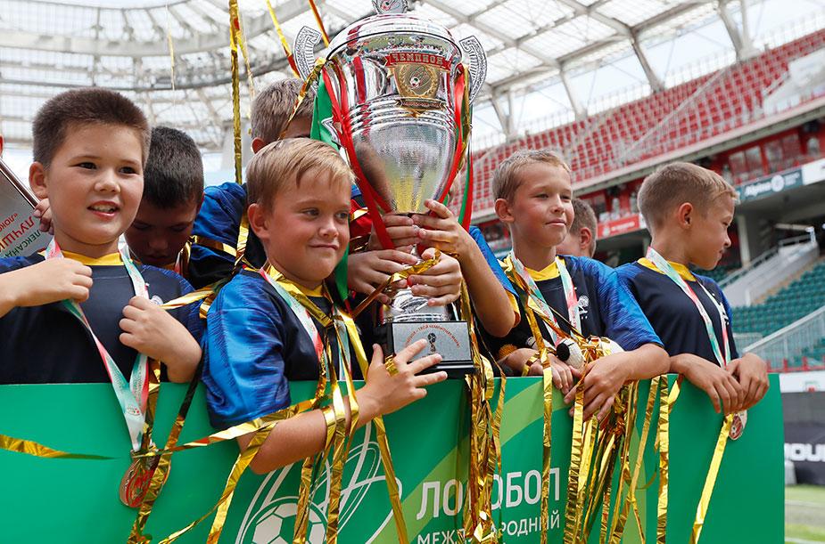Суперфинал «Локобола - 2018 - РЖД» завершен!
