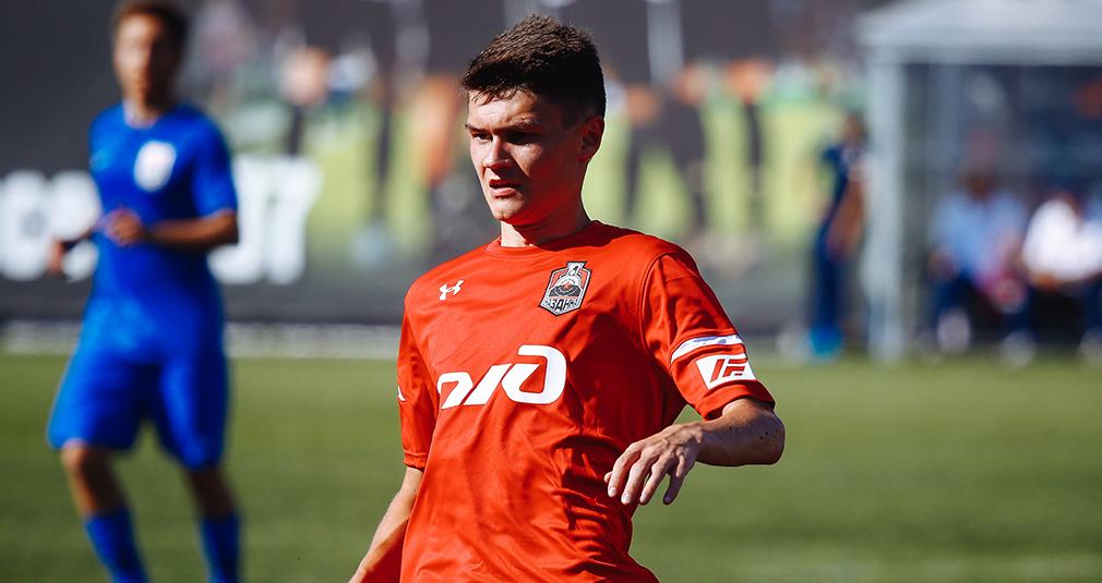 Глушков и Уткин дошли до финала COTIF-2018 со сборной
