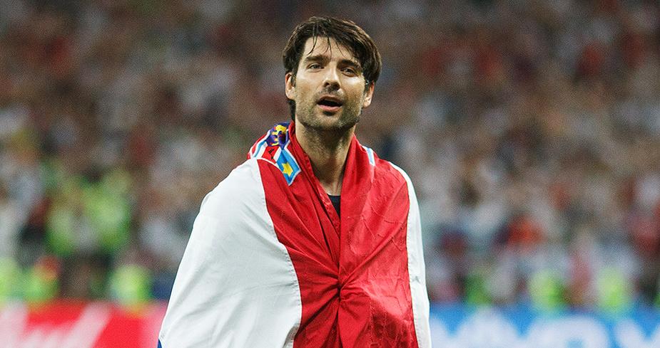 Ведран Чорлука завершил международную карьеру