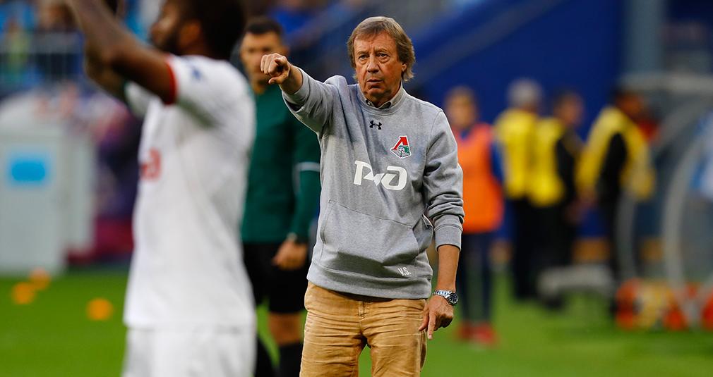 Сёмин: Теперь «Локомотиву» будет легче