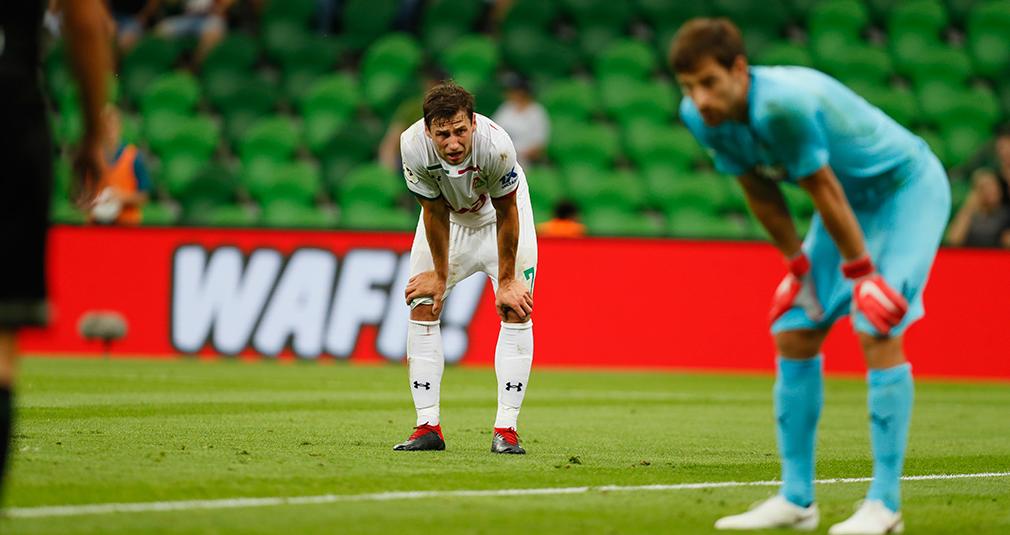 «Локомотив» проиграл «Краснодару» на 94-й минуте