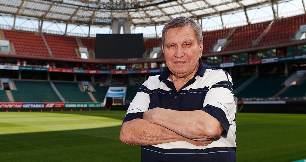 С Днём рождения, Анатолий Егорович!