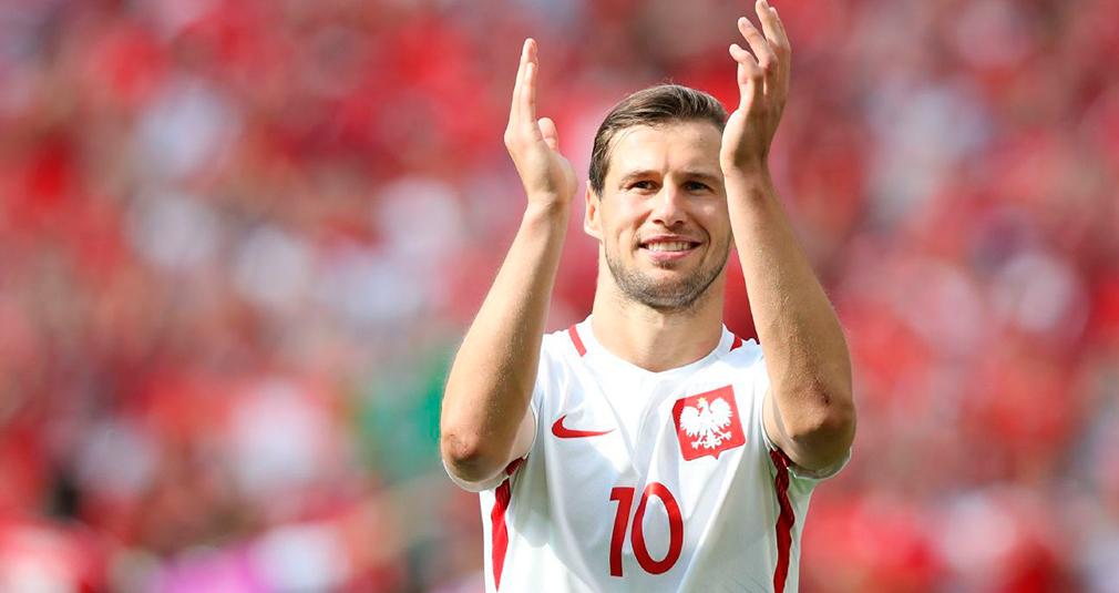 Крыховяк сыграл за сборную Польши