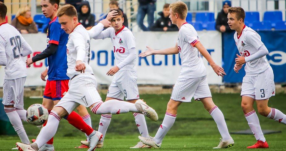 Результаты матчей с ЦСКА