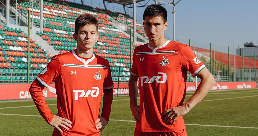 Два новичка в молодежной команде
