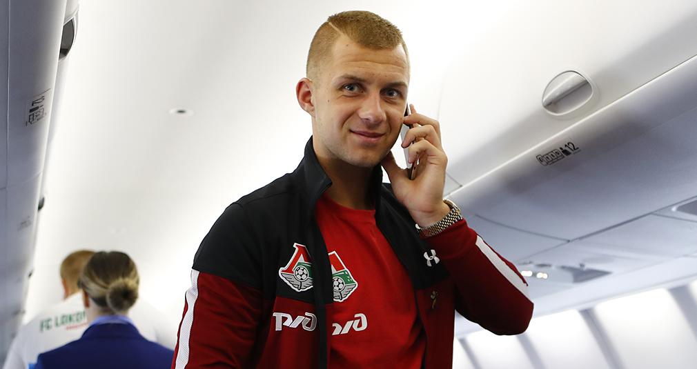 Дмитрий Баринов отвечает на вопросы болельщиков