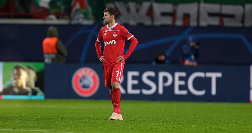 Крыховяк: Мы только учимся играть в Лиге чемпионов