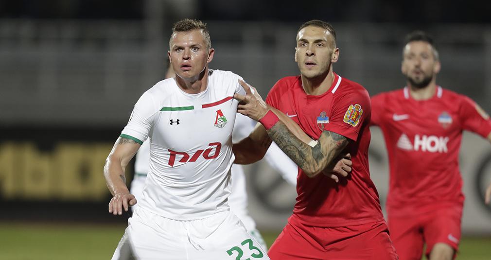 Тарасов: Поверили в победу после третьего гола