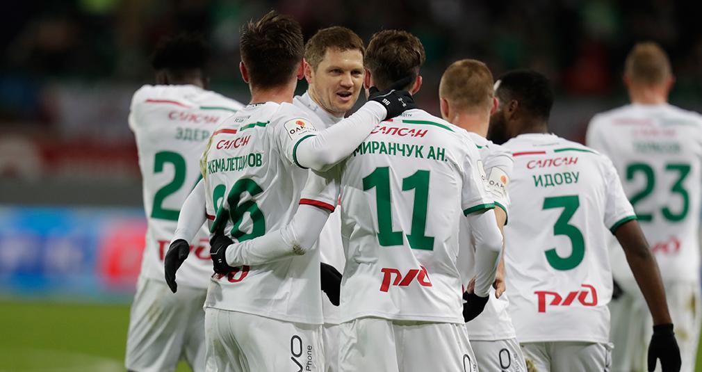 Голы братьев, десять воспитанников в заявке и яркий дебют Тугарева. «Локо» разгромил «Енисей» в Кубке
