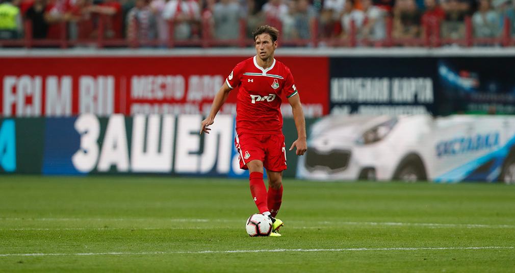 Удаление Крыховяка в матче с «Енисеем» отменено