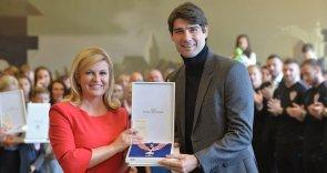 Чорлука получил государственную награду