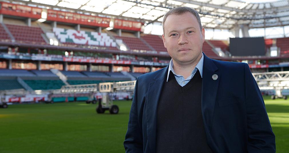 Футбольные поля «Локомотива» - это моя жизнь