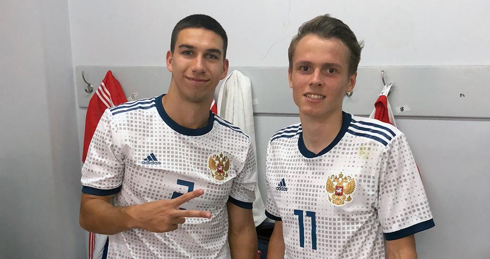 Карапузов и Гюрджан помогли сборной России