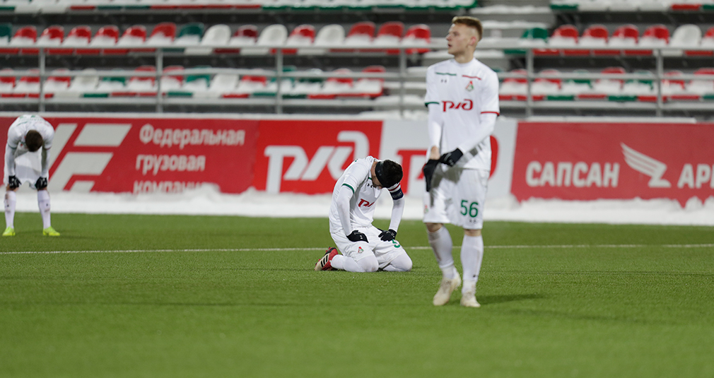 Молодежка проиграла «Галатасараю» на 94-й минуте