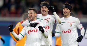 Lokomotiv vs Galatasaray — 2:0