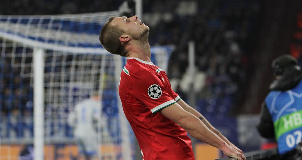Schalke vs Lokomotiv — 1:0