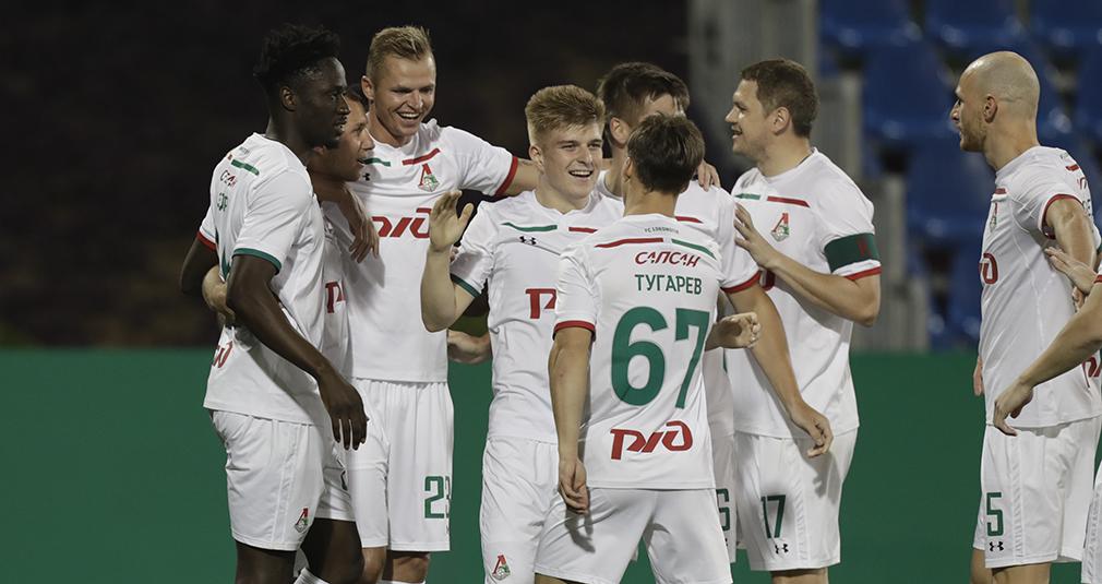Шедевр Баринова и серия пенальти. «Локомотив» победил «Ростов»
