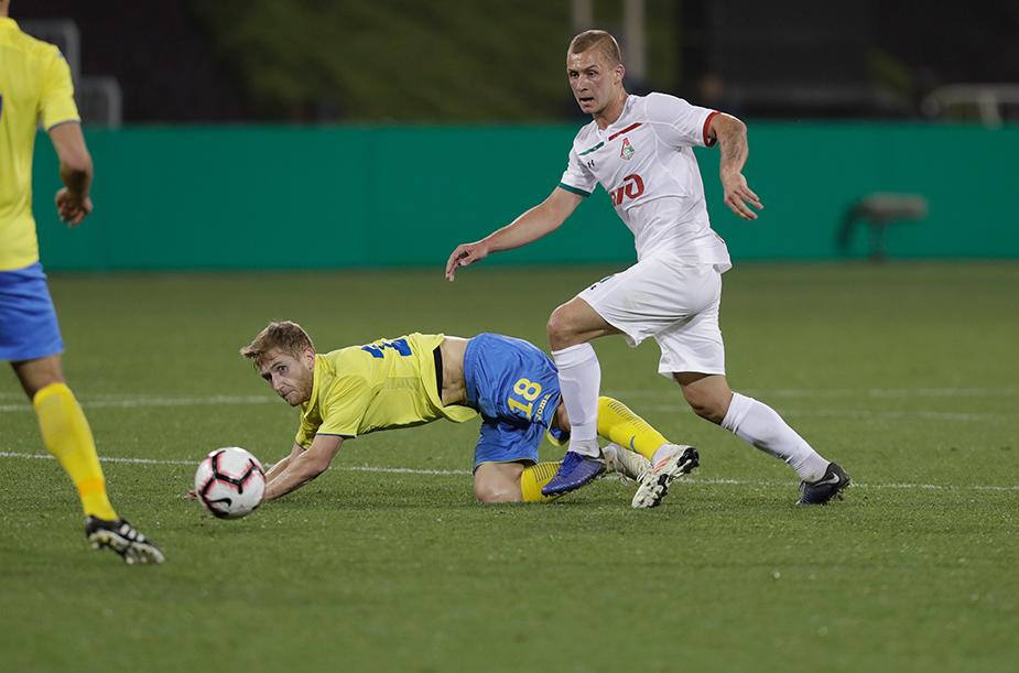 «Ростов» - «Локомотив» - 1:1, 3:4 пен
