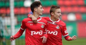 Молодежка готовится к Юношеской Лиге УЕФА