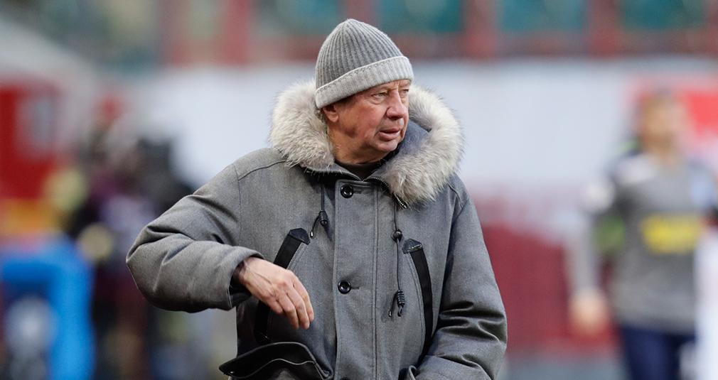 Сёмин: Пропустили два гола после ошибок